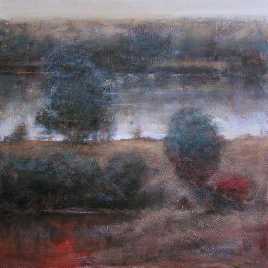 Les saules (Cliquez pour visiter les oeuvres de Daniel Maringue)